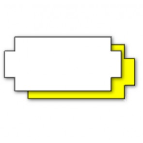 Genuine Sato/Nor 2/9 & 3/9 D White or Yellow Price Gun Labels  24 x 11mm (18K/12 reels or 45K/30 reels)