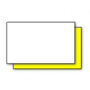 CT7 26x16 White or Yellow Price Gun Labels (12K/10 reels or 36K/30 reels)
